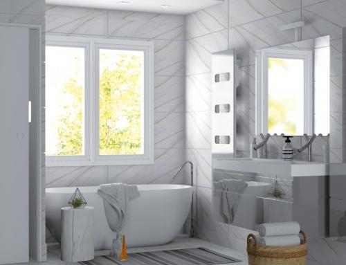 Maison contemporaine – Les pavillons sous bois